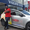 Andile Ka Majola receives sponsorship from Volvo